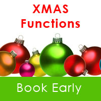 Christmas Menus - Book Now