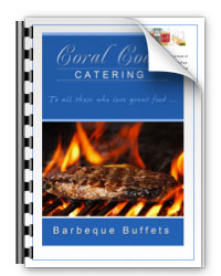 Barbeque Buffet Menu